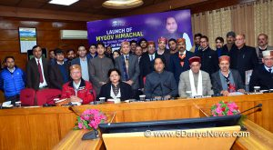 "Himachal Pradesh Gov. launches ""Himachal MyGov"" portal & ""CM App""_50.1"
