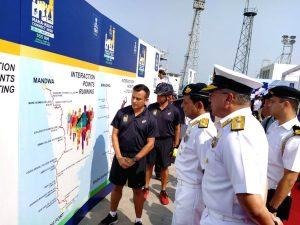 Indian Navy start 1st 'Maha-Navy Connect 2020'_50.1