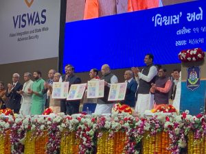 """India's 1st Cyber Crime Prevention Unit """"AASHVAST"""" launched in Gujarat_50.1"""