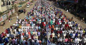 """Bangladesh hosts Muslim congregation """"Bishwa Ijtema""""_50.1"""