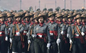 Capt Tania Shergill to become 1st Woman to lead R-Day contingent_50.1