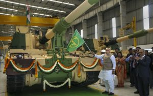 Defence Minister dedicates 51st K9 Vajra-T guns to nation_50.1