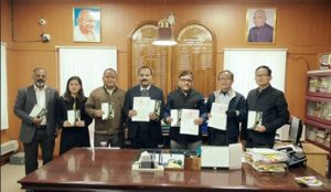 Arunachal Pradesh inked a MoU with IUCN to red-listing of orchids_50.1
