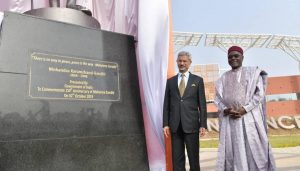 India's 1st Mahatma Gandhi convention centre opens in Niger_50.1