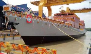 GRSE to deliver INS Kavaratti to Indian Navy Soon_50.1