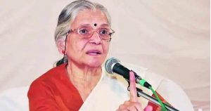 Veteran social activist and feminist writer Vidya Bal passes away_50.1