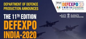 11th DefExpo 2020 to be held in Lucknow_50.1