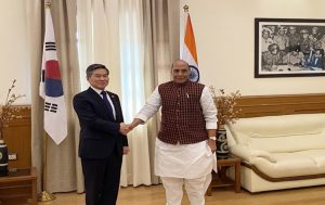 India hosts Defence dialogue between India and South Korea_50.1