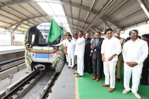 Hyderabad Metro Rail becomes 2nd largest metro network in India_50.1