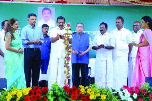 Tamil Nadu CM inaugurates SCF cricket ground in Salem_50.1