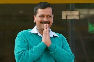Arvind Kejriwal takes oath as CM of Delhi for third time_50.1
