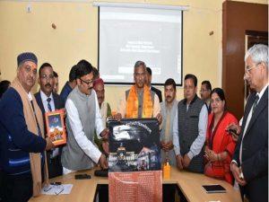 Shri Badrinath and Shri Kedarnath temple committee launches its web portal_50.1