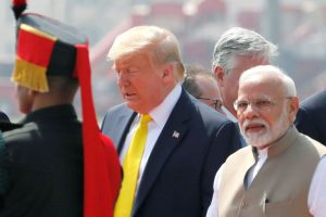 POTUS in India: Events of 24th February 2020_50.1