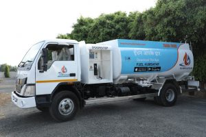 """Govt launches """"Humsafar"""" mobile app for doorstep diesel delivery_50.1"""