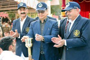 हरियाणा में अखिल भारतीय पुलिस एथलेटिक चैम्पियनशिप