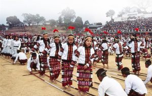 "Mizoram celebrates ""Chapchar Kut"" the festival of Mizos_50.1"