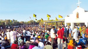 Annual Festival of St Antony's Shrine begins in Katchatheevu Island_50.1