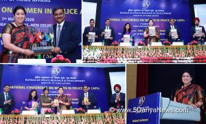 National Conference on Women in Police and CAPFs held in New Delhi_50.1