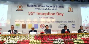 National Crime Records Bureau celebrated its 35th Inception Day_50.1
