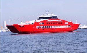 Mansukh Mandaviya launches 'Ropax' ferry service in Maharashtra_50.1