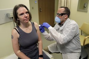 US begun phase one clinical Human trial of coronavirus vaccine_50.1