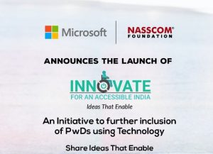 Innovate for Accessible India campaign launched to empower PwD_50.1