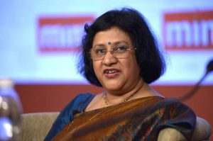 Arundhati Bhattacharya resigns from Crisil board_50.1