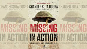 """A book titled """"Missing in Action: The Prisoners Who Never Came Back"""" launched_50.1"""