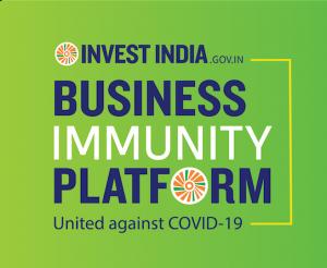 "Invest India launches ""Invest India Business Immunity Platform""_50.1"