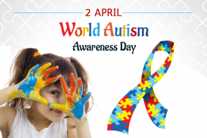 World Autism Awareness Day observed globally on 2 April_50.1