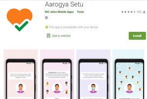"""GoI launches """"Aarogya Setu"""" app to track Covid-19_50.1"""