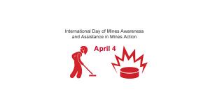 International Mine Awareness Day observed globally on 4 April_50.1