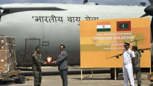 IAF airlifts essential drugs to Maldives under 'Operation Sanjeevani'_50.1