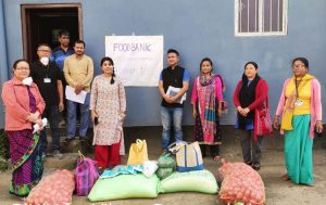 Manipur govt starts new initiative 'Food Bank' to help the poor_50.1