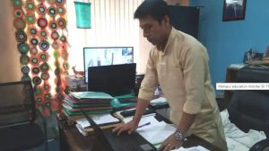 Manipur Govt launches Electronic format of comic textbooks_50.1