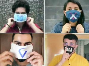 BCCI creates 'Team Mask Force' to spread awareness against COVID-19_50.1