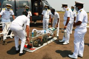 """Indian Navy formed """"Air Evacuation Pod"""" for Covid-19 patients_50.1"""