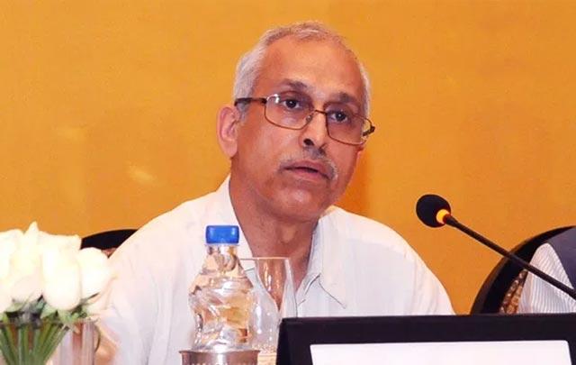 Kapil Dev Tripathi becomes new Secretary to President of India
