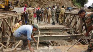 BRO constructs Daporijo Bridge in Arunachal Pradesh_50.1
