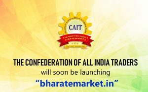 CAIT to roll out National e-commerce marketplace 'bharatmarket'_50.1