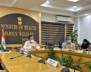 "Union Health & Family Welfare Minister launches ""AYUSH Sanjivani"" App_50.1"
