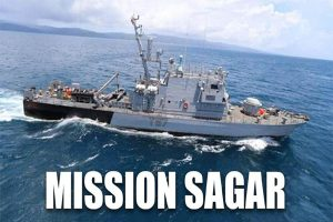 """India starts """"Mission Sagar"""" to assist island nations in EIO_50.1"""