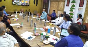"""Video conference held on """"Tribal livelihoods and safety""""_50.1"""
