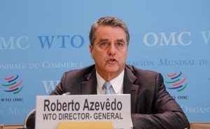 WTO chief Roberto Azevedo resigns from post_50.1