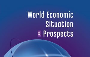 """UN releases report """"World Economic Situation and Prospects""""_50.1"""