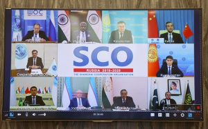 Shanghai Cooperation Organisation Foreign Ministers meet on COVID-19_50.1