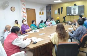'GOAL' programme launched for Digital Skilling of Tribal Youth_50.1