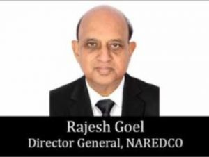 Rajesh Goel becomes new DG of NAREDCO_50.1