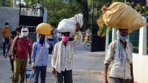 "Madhya Pradesh launches ""Charan Paduka"" campaign for migrant labourers_50.1"
