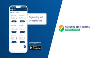 """Union HRD Ministry launches new mobile app """"National Test Abhyas""""_50.1"""